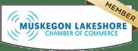 Muskegon Lakeshore Chamber Logo